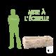 Bac en pierre rustique