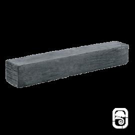 Bordure de jardin en pierre grise ardoise