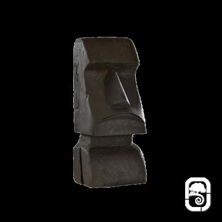 Statue Moaï Noire