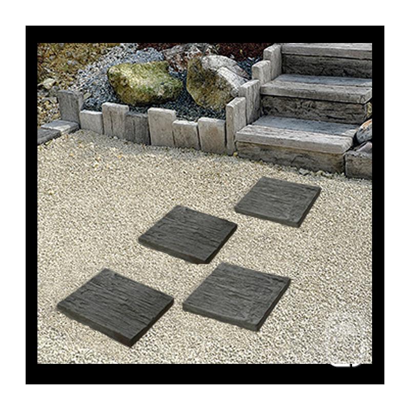 pas japonais sur gravier best gravier dcoratif et galets pour enjoliver votre jardin u ides. Black Bedroom Furniture Sets. Home Design Ideas