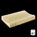 Caniveau rustique ton pierre - 60 cm