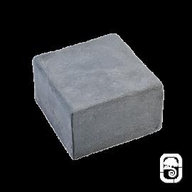 Pavés Touraine béton anthracite 7 cm - 1m²