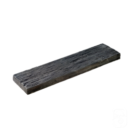 Bordure plate aspect schiste - 54 cm
