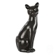 Grand chat déco noir