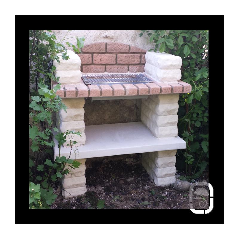 Barbecue en pierre sonnac - Mobilier de jardin en pierre villeurbanne ...