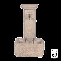 Borne fontaine ancienne - H 93cm