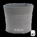Pot Nova 132 anthracite - Ø 50cm