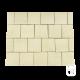 Tomette d'éxtérieur en pierre