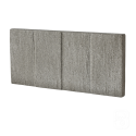 Bordure Pressée ton gris anthracite - 49cm