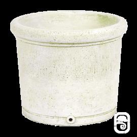 Pot rond lisse ancien - Ø 54cm