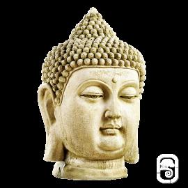 Grande Statue Tête de Bouddha - H 60cm