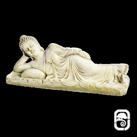 Statue Bouddha couché - 72cm