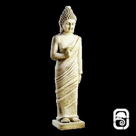 Statue Bouddha debout - H 83cm