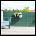 Brise Vue PVC Rugen Vert - 90 x 300cm