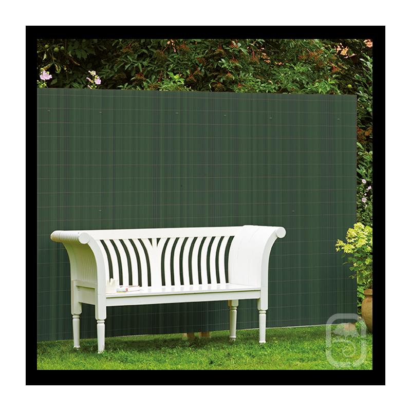 brise vue pvc rugen vert 140 x 300cm. Black Bedroom Furniture Sets. Home Design Ideas