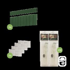 Pack Finition Rugen Vert