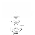 Kit accessoires pour pompe fontaine 900 et 909