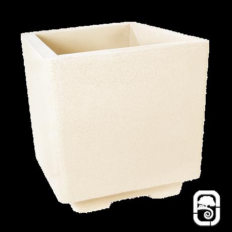 bac carr b ton press blanc 38cm. Black Bedroom Furniture Sets. Home Design Ideas