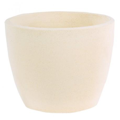 Pot Nova 135 blanc - Ø 32cm