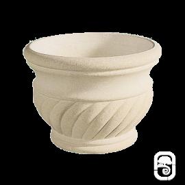 Pot 211 marbre blanc - Ø 48cm