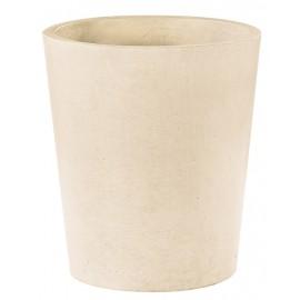 VASE NOVA 140 blanc - Ø 40cm