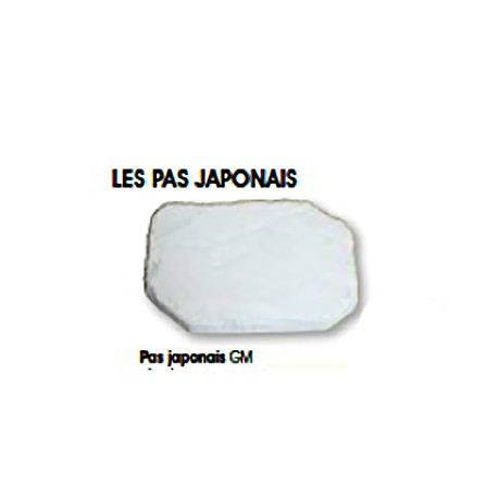 PAS JAPONAIS CLASSIQUE GM TON BLANC