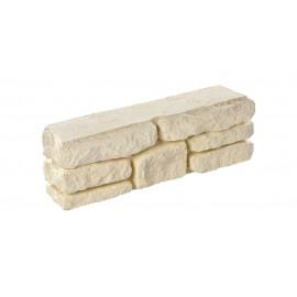 Bloc muret Sarlat ton pierre - 44 cm