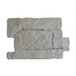 Pierre de placage Rocamadour ton pierre 30x45 cm
