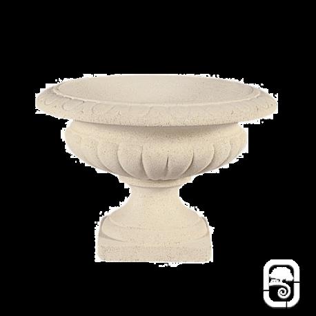 Coupe Médicis M1 marbre blanc - Ø 52 cm