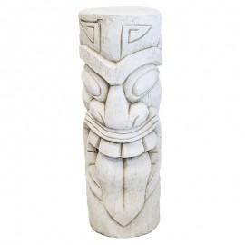Totem Maori en pierre H 51 cm