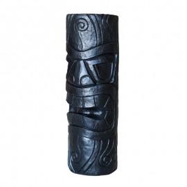 Totem Maori ton pierre H 80 cm