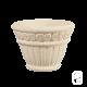 Vase 298 marbre blanc - Ø 43cm