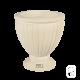 Grand pot 192 marbre blanc - Ø 73cm
