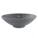 Coupe 88 béton pressé anthracite - Ø 88cm