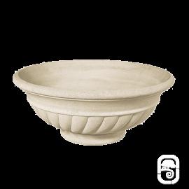 Coupe 225 marbre blanc - Ø 70cm