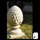Pomme de pin Renaissance - H 38cm