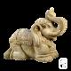Éléphant Indou - 50cm