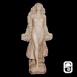 Vénus aux roses - H 164cm