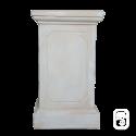 Base pour statue - H 70cm - Ton pierre