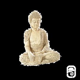 Statue Petit Bouddha Hindou - H 28cm