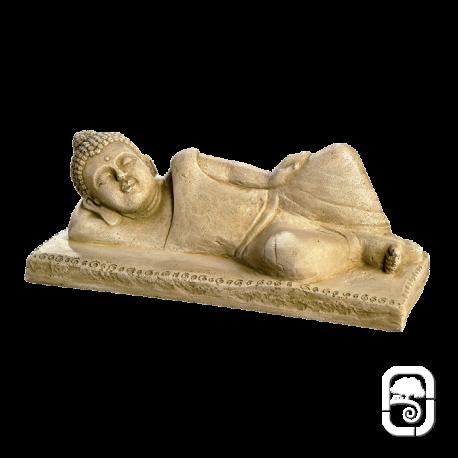Statue Petit Bouddha couché - 46cm
