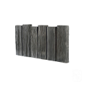 Bordurette Schiste ton ardoise - 50cm