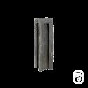 Bloc schiste angle ton ardoise - H 29cm