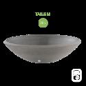 Vasque aquatique 65 anthracite - Ø 65cm