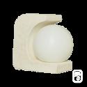 Luminaire Déco Petit Globe Ton Pierre - Ø 25cm