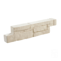 Mini bloc en pierres fines ton pierre - 47cm