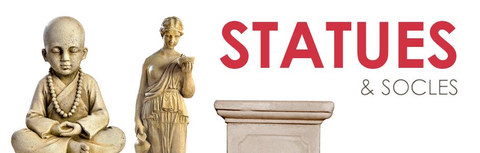 Statues & Socles
